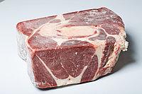 Задняя часть говядины в вакуумной упаковке