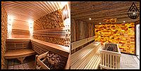 Отделочные материалы для сауны и бани: дерево или плитка?