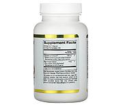 California Gold Nutrition, Curcumin C3 Complex с экстрактом BioPerine, 500 мг, 120 растительных капсул, фото 2