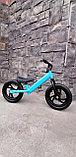Беговел Mini Bike. Сверх лёгкий., фото 3