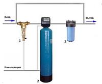 Фильтр осветления воды