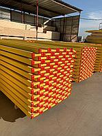 Балка деревянная двутавровая строительная монолитная, БДК H2O МС