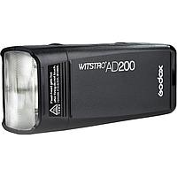 Вспышка Godox Witstro AD200 Pro с подержкой TTL