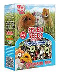 Seven Seeds, корм для хомяков и морских свинок, уп.900гр.