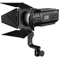 Осветитель светодиодный Godox S30 фокусируемый, фото 1