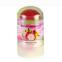 Дезодорант-алунит антибактериальный с экстрактом мангостины Tawas 120 gr