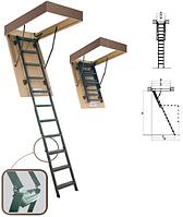 Лестница металлическая LMS 60x120x280 FAKRO