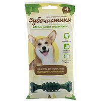 """Зубочистики """"Мятные"""" для собак средних пород"""