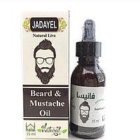 Масло для бороды и усов Beard & Mustache Oil 35 ml.