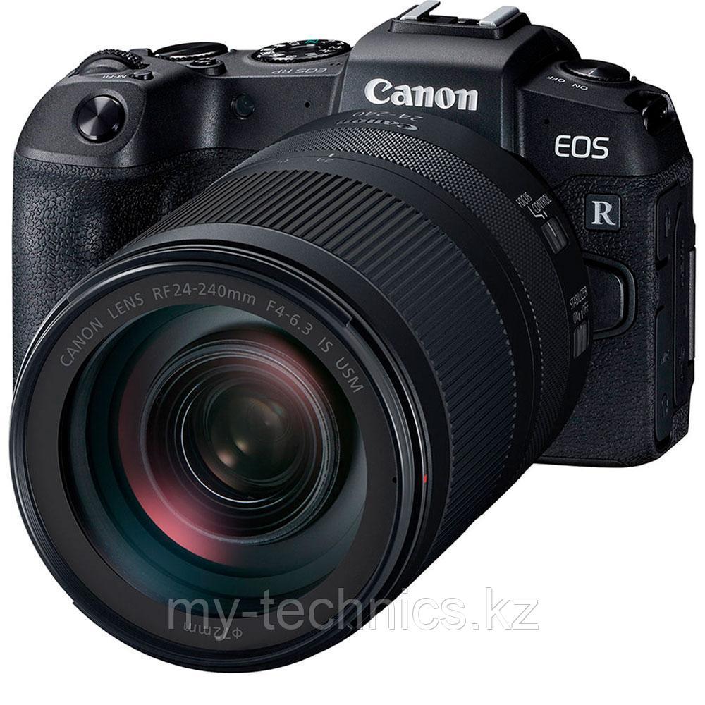 Фотоаппарат Canon EOS R kit  RF 24-105mm f/4-7.1 STM гарантия 2 года