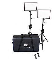 Набор светодиодных панелей Lumipad 25 2KIT (NB) для фото и видео съемки