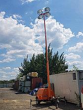 Осветительная мачта с дизельным двигателем 9м TOWER LIGHT 9