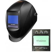 Сварочная маска с автоматическим светофильтром Tecmen ADF - 800S TM16 черная