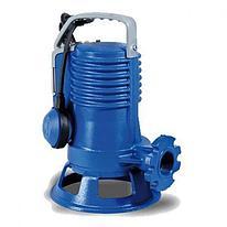 Насос с режущим механизмом Zenit GR BLUE P 100/2/G40H A1CM/50