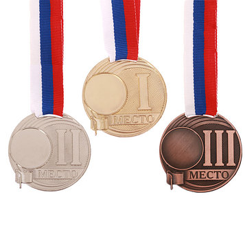 Медаль призовая 076