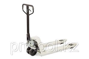Тележка гидравлическая TOR RHP 3000, 1150х550 мм (полиуретановые колеса), фото 2
