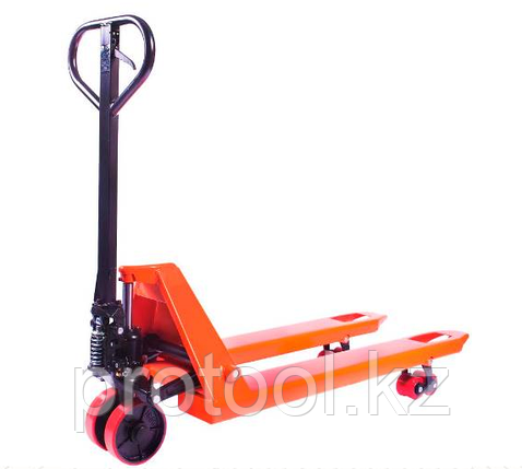 Тележка гидравлическая TOR DF 2000 (полиуретановые колеса), фото 2