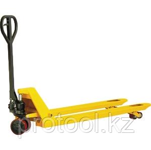 Тележка гидравлическая TOR BF-III 2500, 550*800*85мм (полиуретан.колеса), фото 2
