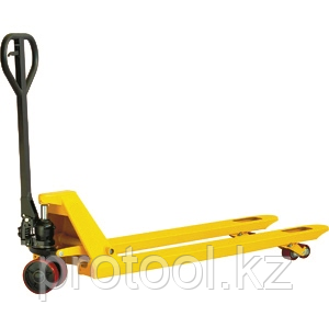 Тележка гидравлическая TOR BF-III 2500, 550*1000*85мм (полиуретан.колеса), фото 2