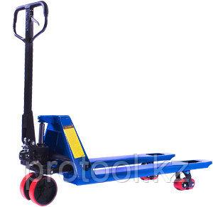Тележка гидравлическая TOR RHP(J) 2500, 1150х550 мм (полиуретановые колеса)