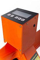 Тележка гидравлическая с весами TOR CBY.CW2. 2000 (полиуретановые колеса), фото 3