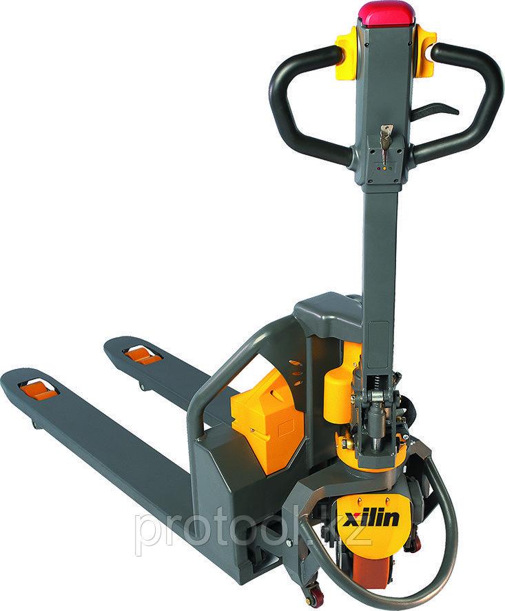 Тележка электрическая самоходная XILIN г/п 1500 CBD15W-Li