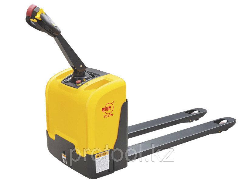 Тележка электрическая самоходная XILIN г/п 1800 CBD18W