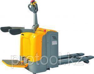 Тележка электрическая XILIN г/п 2500 CBD25R-II с платформой, фото 2
