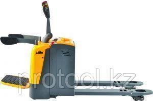 Тележка электрическая XILIN г/п 3000 CBD30R-II с платформой, фото 2
