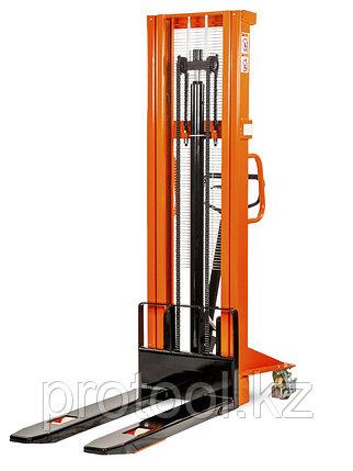 Штабелер ручной гидравлический TOR 1.5TX1.6M SDJ1516, фото 2