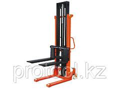 Штабелер ручной гидравлический TOR г/п 1500 кг 85-2000 мм CTY-E