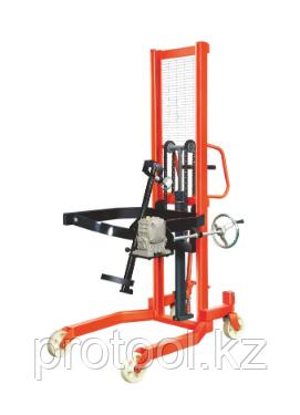 Штабелер-бочкокантователь ручной гидравлический TOR COT 0,35 т 2,0 м, фото 2