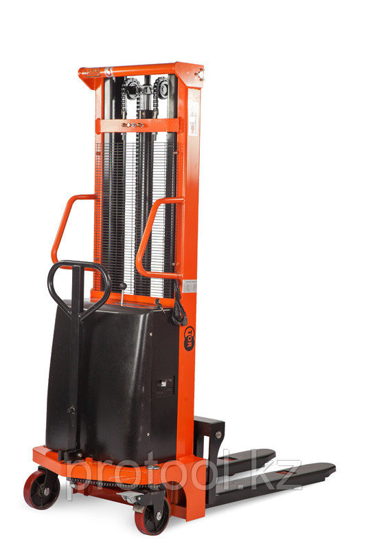 Штабелер гидравлический с электроподъемом TOR 20/20, 2,0 т 2,0 м (CTD)