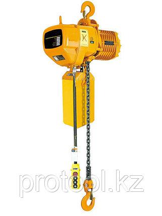 CТАЦ. Таль электрическая цепная TOR ТЭЦС (HHBD01-01) 1,0 т 12 м 220В, фото 2