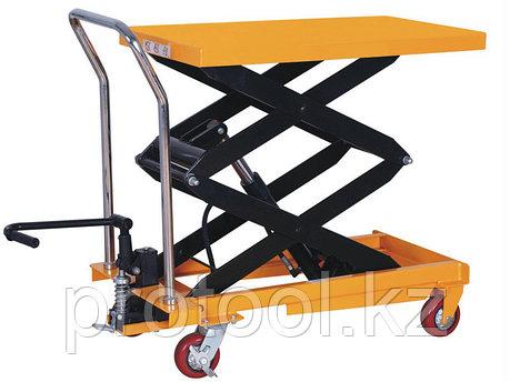 Стол подъемный TOR PTS500 г/п 500кг, подъем 360-1500мм, фото 2