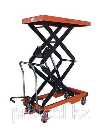 Стол подъемный TOR PTS1000 г/п 1000кг, подъем 500-1700мм, фото 2
