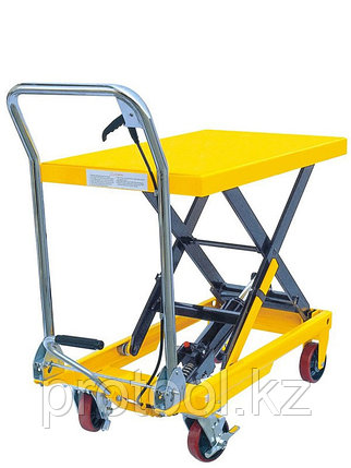 Стол подъемный TOR SPS800 г/п 800 кг, подъем - 380-1500 мм, фото 2