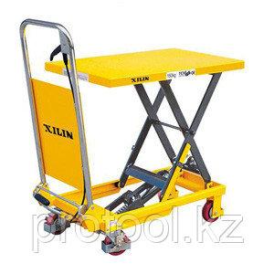 Стол подъемный передвижной XILIN г/п 150 кг 225-740 мм SP150, фото 2