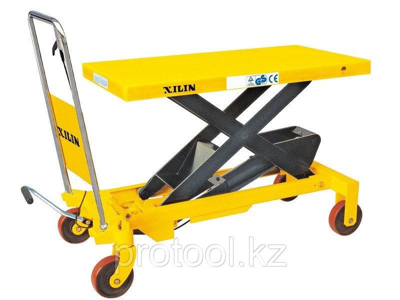 Стол подъемный передвижной XILIN г/п 200 кг 330-1000 мм SP200