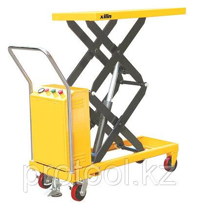 Стол подъемный передвижной электрический 150 кг 700 мм TOR WPD150, фото 2