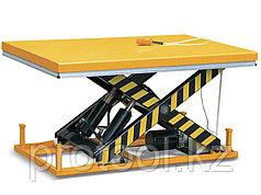Стол подъемный стационарный TOR HW2007 г/п 2000кг, подъем 250-1400мм