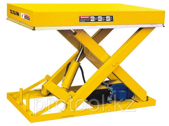 Стол подъемный стационарные XILIN г/п 1000 кг 190-1000 мм DG01, фото 2