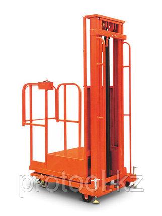 Сборщик заказов с электроподъемом 200 кг 3,5 м TOR GOPY3.503, фото 2