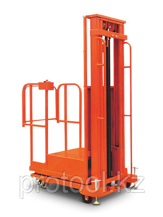 Сборщик заказов с электроподъемом 200 кг 3,3 м TOR GOPY3.302, фото 2