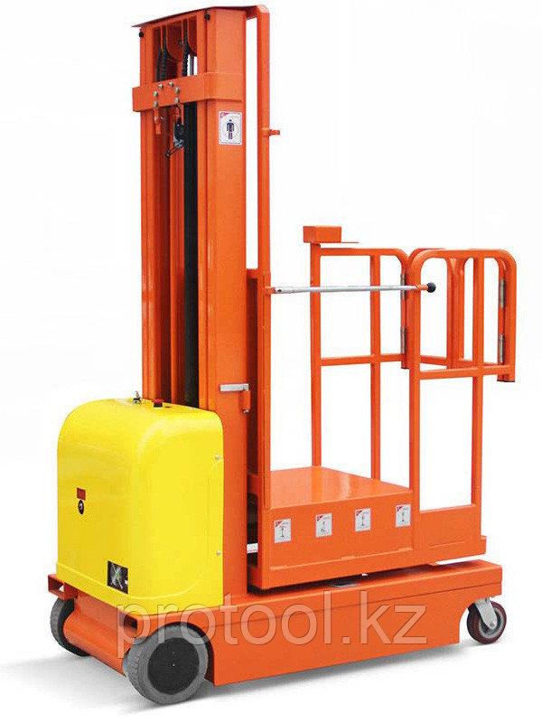 Сборщик заказов самоходный 300 кг 4,0 м TOR GOPZ403 (трехрамочный)