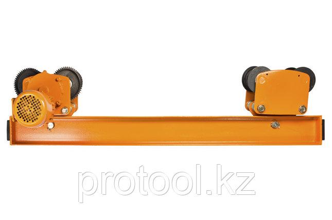 Балка концевая подвесная удлин. TOR г/п 1,0 т L 1,5 м, фото 2