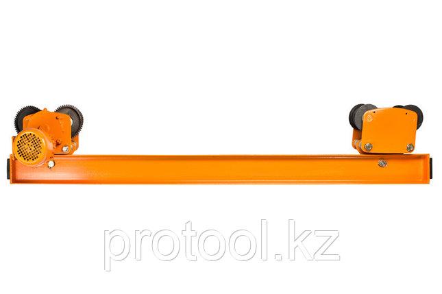 Балка концевая подвесная удлин. TOR г/п 5,0 т L 2,2 м, фото 2