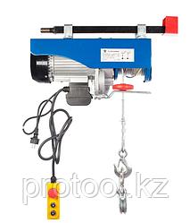 Электрическая таль TOR PA-500/1000 20/10 м (N)