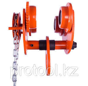 Тележка для тали TOR Тип В (GCL) 10Х6 с механизмом передвижения