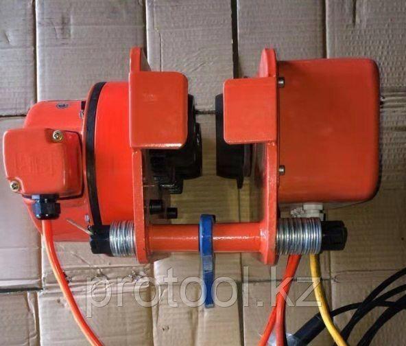Тележка электрическая для талей электрических DHP 3 т